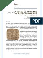 Revista Pandora Brasil - Poemas de Amor da Antiguidade