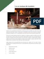 Indicatori de Performanta a Unui Restaurant