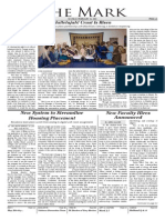 The Mark - February 2015 Issue