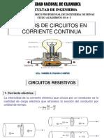Circuitos Resistivos - 2014-I