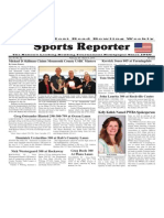 February 25 - March 3, 2015  Sports Reporter