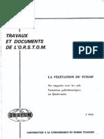 Vegetation Du Tchad
