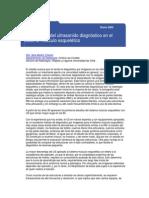 Aplicaciones Ultrasonido Diagnostico