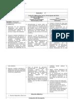 Planeacion Matematicas 1ero -- 1 Al 5 Sept