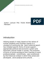 Prezentare PP- Articol Interventia in Asistenta Sociala