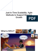 Just-In-Time Scalability