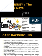 Euro Disney _Group 7