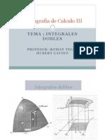 Monografia de Integrales Dobles