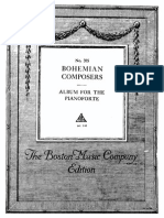 Album of Twelve Pieces for the Pianoforte by Bohemian Composers