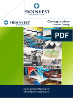 Catalog Proinvestgroup
