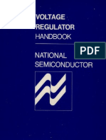 1980 National Semiconductor Voltage Regulator Handbook