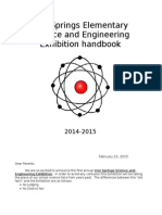 (science fair) new engineering handbook 2015