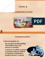 Topic8 Communication