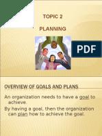 Topic2 Planning