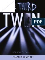 The Third Twin by CJ Omololu