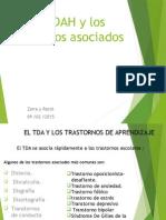 TDA-TDAH-Y-LOS-TRASTORNOS-ASOCIADOS-Y-DIAGNOSTICCO.pptx