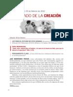 elcuidadodelacreacion25defebrero2012-120222045003-phpapp02