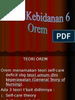 Teori Orem