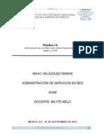 administracion de una red local con VLANs