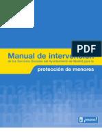 Manual Protección de Menores