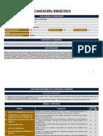 Planeación Didactica de Fundamentos de Administración