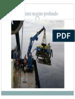 Procesos depositacionales en ambientes marinos profundos