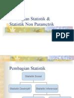 Pertemuan 10 Statistik Non Parametrik (Untuk Yarsi)