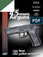 45mm Airguns