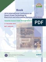 Icsgteis 2014 Program Book