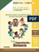 Como Facilitar El Acceso Al Aprend. y Partic. a Los Estud. Con NEE