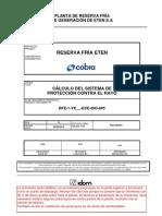 RFE-1-YE_-ECE-IDO-005-REVA comments CPI Cálculo del sistema de protección contra el rayo.pdf