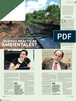 ¿BUENAS PRÁCTICAS AMBIENTALES? - REVISTA VELAVERDE N° 103
