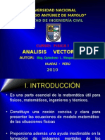 Analisis Vectorial Opta