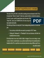 Army Aviation Maintenance Course