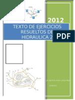 Texto Ejercicios Resueltos de Hidraulica 2