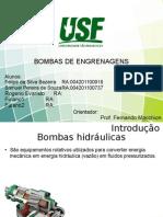 Bombas de Engrenagens R.1