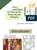 Etica y Responsabilidad en EIB.
