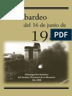 Bombardeo Del 16 de Junio de 1955