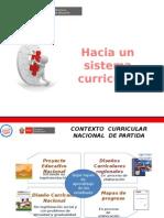 Sistema Curricular 5