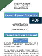 Farmacologia en Obstetricia