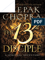 The 13th Disciple by Deepak Chopra (an excerpt)