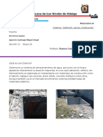 Elaboracion de Una Cisterna