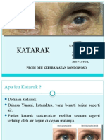 Presentasi KATARAK ppt