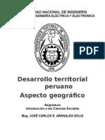Desarrollo teritorial -