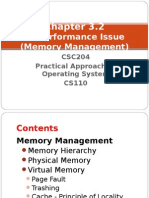 CSC204 - Chapter 3.2 OS Performance Issue (Memory Management)-New.ppt