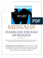 False Messiahs!