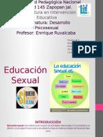 Educacion Sexual Expo