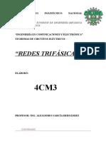 Redes Trifasicas 4cm3