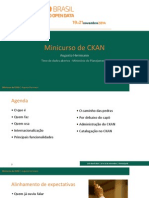 CKAN - Portal Web de dados abertos