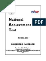 NAT Examiner's Handbook Grade 6 2015.pdf